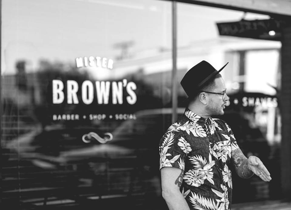 Mister Lee Brown