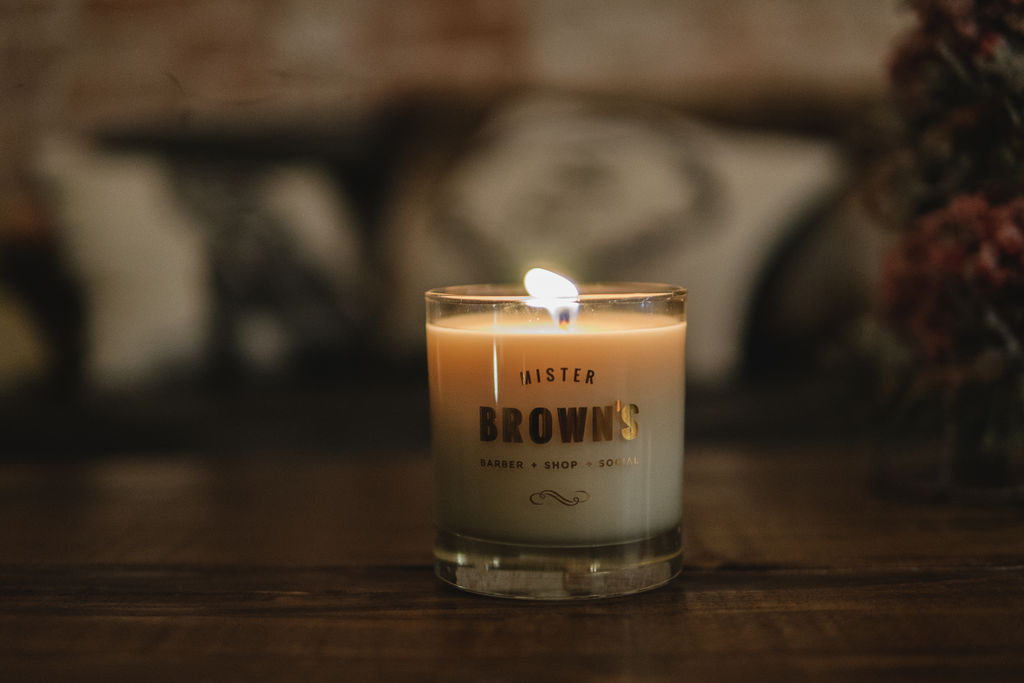 Mister Browns Candles