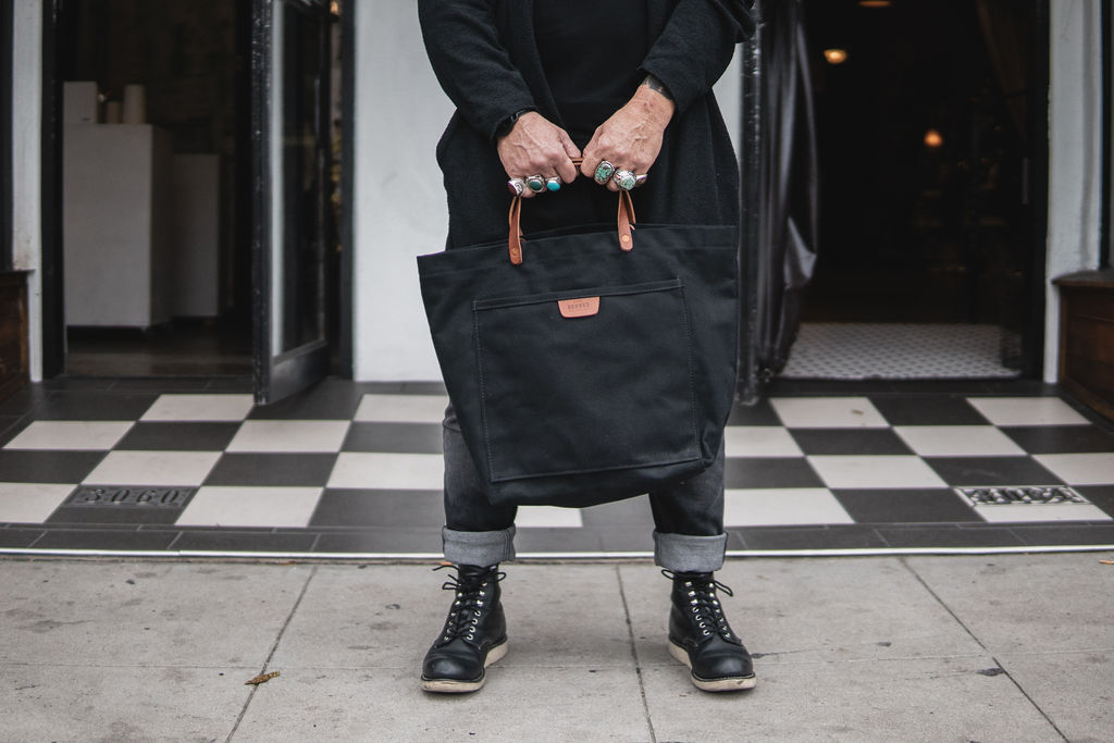 Mister Browns Canvas bags