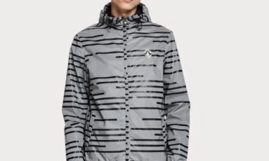 Scotch & Soda Reflective Windjacket