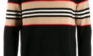 Burberry Classic Striped Sweater